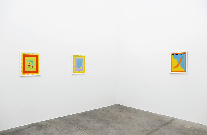 Exhibition view: Saskia Leek, Early Telepaths Later, Jonathan Smart Gallery, Christchurch (30 July–24 August 2019). Courtesy Jonathan Smart Gallery.