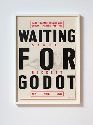 Waiting for Godot by Denis O'Connor contemporary artwork