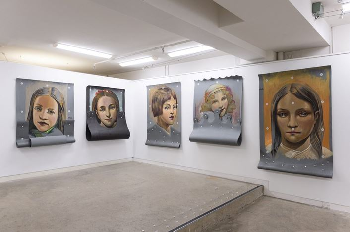 Exhibition view: Derek Cowie, Page Galleries, Wellington (12 March–4 April 2020). Courtesy Page Galleries.