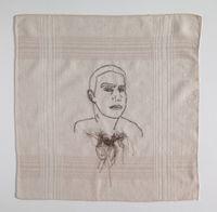 Autorretrato com pelos by Brígida Baltar contemporary artwork textile, textile, textile, textile