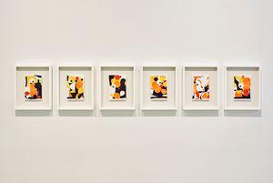 Rhythm of Mass (AG) ~ (AL) by Seung Yul Oh contemporary artwork