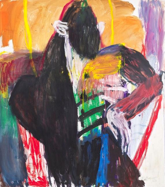 Accidental Arrogance by Misheck Masamvu contemporary artwork