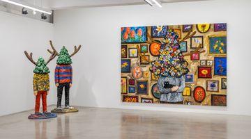 Contemporary art exhibition, Yuichi Hirako, Mount Mariana at Gallery Baton, Seoul, South Korea