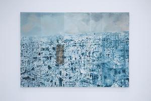 Señal de abandono 14 by Jorge Tacla contemporary artwork painting