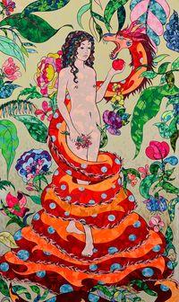 Raising (Eve.9) by Soraya Sharghi contemporary artwork painting