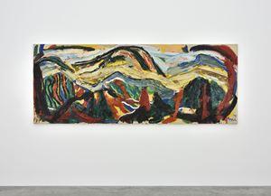 Horizon of Tuscany no.26 by Karel Appel contemporary artwork