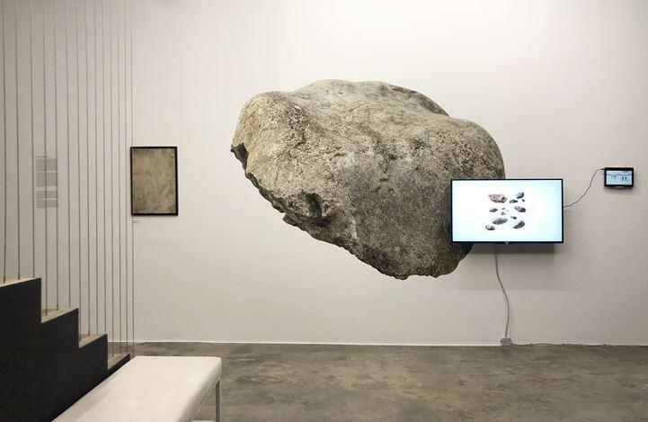Exhibition view:Group exhibition,Lives of Things,Galerija Fotografija, Ljubljana (5 June–31 August 2019). Courtesy Galerija Fotografija.