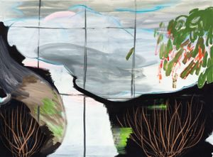Window by YI YOUJIN contemporary artwork