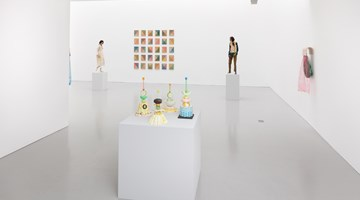 Contemporary art exhibition, Group Exhibition, Things that soak you at Kate MacGarry, London