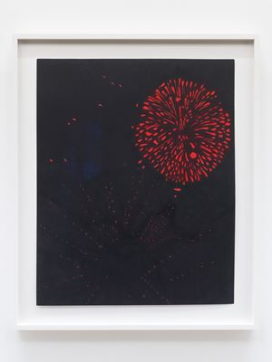 Fireworks IV by Patricia Leite contemporary artwork