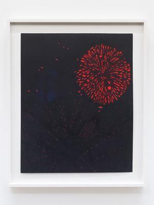 Fireworks IV by Patricia Leite contemporary artwork