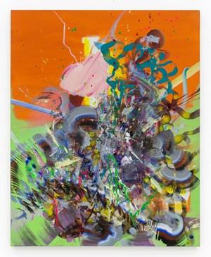 Storm by Wang Haiyang contemporary artwork