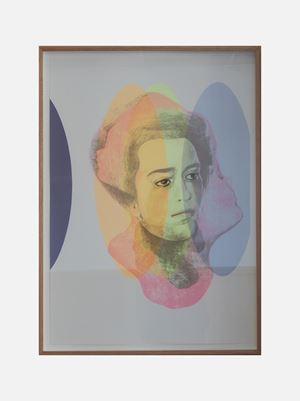 Mirrorim Sees by Michelle Ussher contemporary artwork