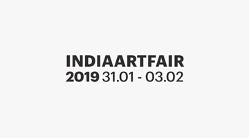 Contemporary art exhibition, India Art Fair 2019 at Galerie Mirchandani + Steinruecke, Mumbai