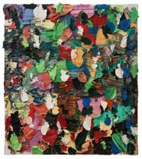 Snow of June no.2 by Zhu Jinshi contemporary artwork painting
