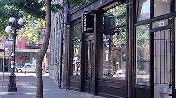 Artspeak contemporary art institution in Vancouver, Canada