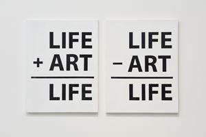 Life by Ahn Kyuchul contemporary artwork painting