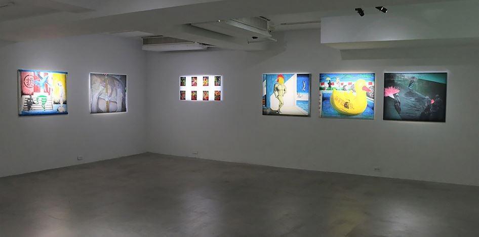 Exhibition view: Bobby Chen x Chih-Wei Huang,Finale, VT ArtSalon, Taipei (28 November–12 December 2020). CourtesyVT ArtSalon.