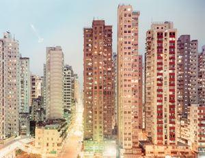 Hongkong by Peter Bialobrzeski contemporary artwork