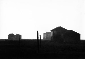 Houses on the Coast 3 by Tihomir Pinter contemporary artwork photography, print