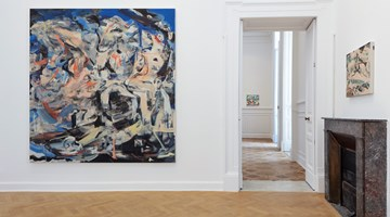 Contemporary art exhibition, Cecily Brown, We Didn't Mean to Go to Sea at Thomas Dane Gallery, Naples