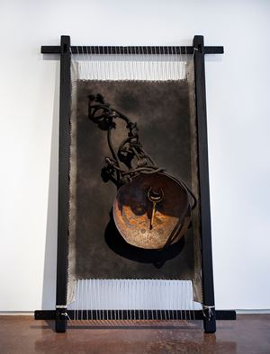 An Eternal Zero is Her Formless Self Portal 09 by Parul Thacker contemporary artwork