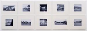 TWENTY SIX GASOLINE STATIONS by Takashi Homma contemporary artwork