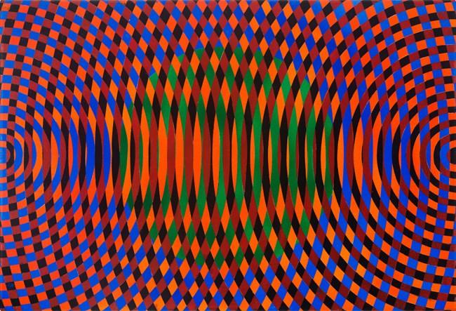 Sonic Fragment No. 55 by John Aslanidis contemporary artwork