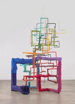 Wonder Tree by Evan Holloway contemporary artwork