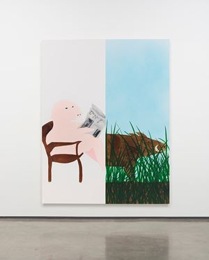 City Pig/Wild Boar by Calvin Marcus contemporary artwork