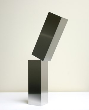 Two Oblong Blocks by Haruyuki Uchida contemporary artwork