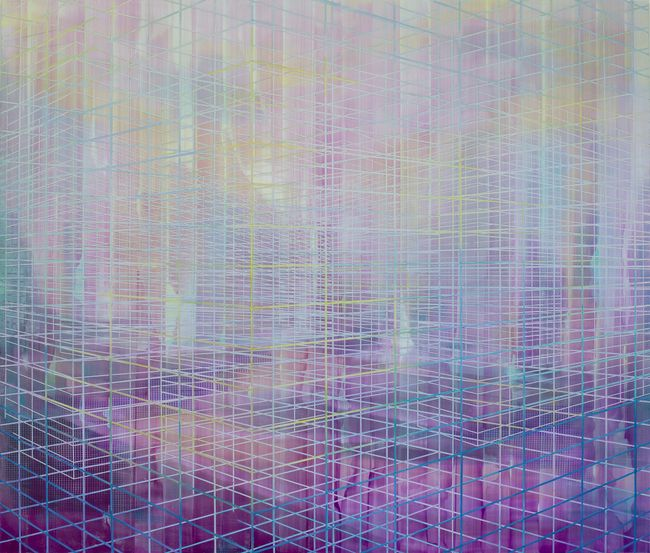Ethereal by Driss Ouadahi contemporary artwork