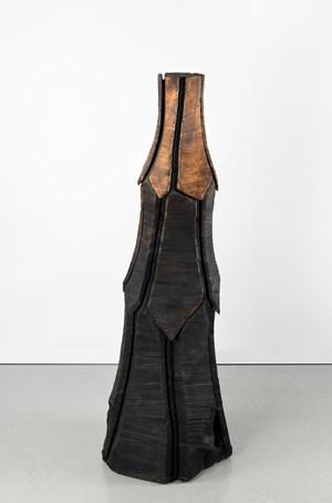 Scale Column by David Nash contemporary artwork