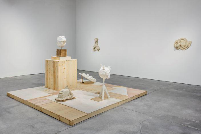 Exhibition view: Zheng Huan,Fair Play, Arario Gallery, Shanghai (28 February–5 May 2019). Courtesy Arario Gallery.
