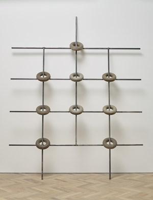 Fatigue (diagram II) by Alexandre da Cunha contemporary artwork