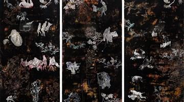 Contemporary art exhibition, Su Meng-hung, Xiang Nai Er 香·奈·兒 at Tina Keng Gallery, Taipei