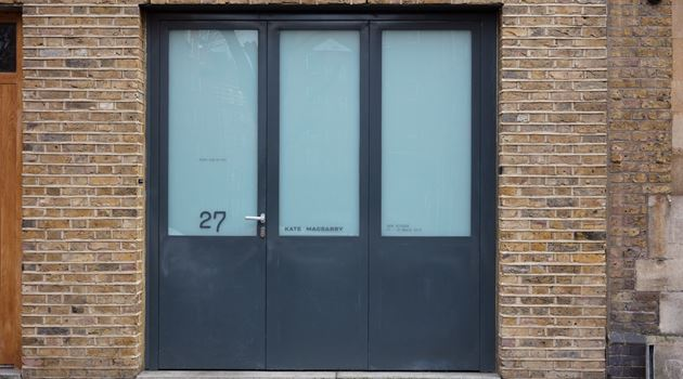 Kate MacGarry contemporary art gallery in London, United Kingdom