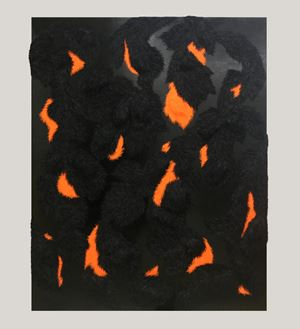 Composite Animal Skins by Wu Wei contemporary artwork