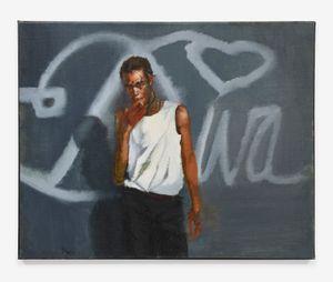 Little Diva by Sylvia Maier contemporary artwork