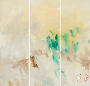 Untitled (181) by T'ang Haywen contemporary artwork