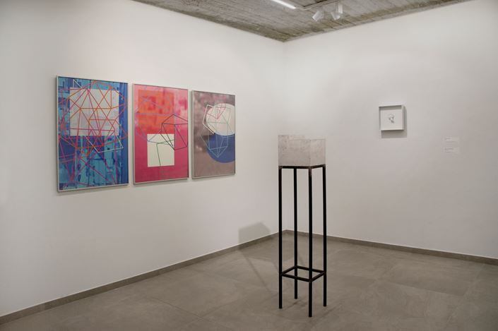Exhibition view: Group Exhibition, Up To Now, Valletta Contemporary, Malta (28 February–29 March 2020). Courtesy Valletta Contemporary.