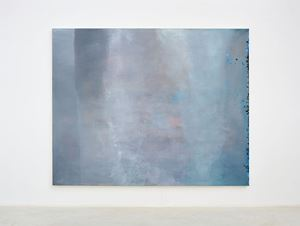 J'efface, et cela apparaît by Angel Vergara contemporary artwork painting