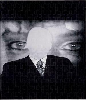 Vatertag- Ideen by Azade Köker contemporary artwork