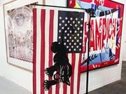 At the Armory Show, Artists Urge Visitors to Resist, Protest, and Remember