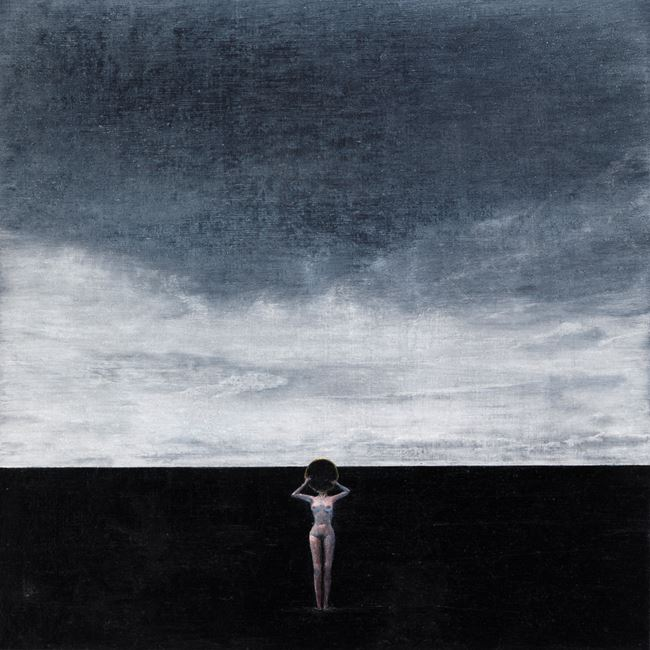 Mirror world - Darkness by Shiori Eda contemporary artwork