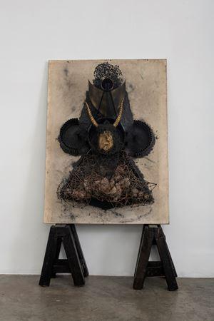 Warriors of the Dawn; Bridge of Death Portal 06 by Parul Thacker contemporary artwork