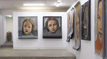 Contemporary art exhibition, Derek Cowie, Derek Cowie at Page Galleries, Wellington