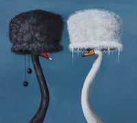 Common Bond by Joanna Braithwaite contemporary artwork painting