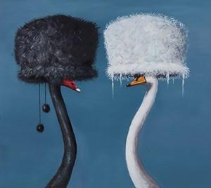 Common Bond by Joanna Braithwaite contemporary artwork