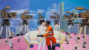 Home Sweet Home: In the Same Breath 5 by Mak Ying Tung 2 contemporary artwork